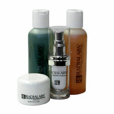 Radialabs Instant Wrinkle Reducer Care System 4 Piece Set Great Gift Sealed New