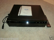 Sony BDP-S5000ES High-End Blu-ray-Player, Fernbedienung & Anleitung 2J. Garantie