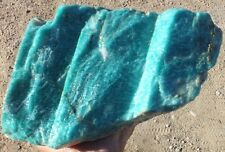 8.38 LB African Amazonite Rough Metaphysical Lapidary