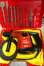 HILTI TE 16-C HAMMER DRILL, PREOWNED, IN GREAT CONDITION, FAST SHIPPING