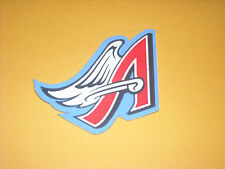 """Awesome Anaheim Angels MLB Iron on Patch 4 1/2"""" X 3 1/2"""" Jersey Patch"""