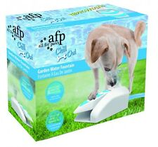 Tutto per Paws AFP Dog Puppy Chill Out Giardino Fontana Acqua per l'uso con tubo
