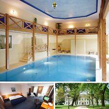 3 Tage Wellness Kurzurlaub Brandenburg 3★ Days Hotel Liebenwalde Preußischer Hof