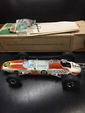 Vintage Testors Sprite Special Tether Racing Car Indie 500 1970