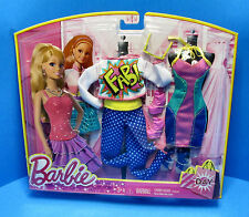 Barbie Dream House Day Fashion Pack - Summer- Dress Shoes Purse - New