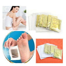 10Pc Healthy Detox Foot Patch Pads Feet adhesive sheets Remove Body Toxins UK