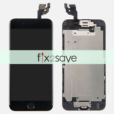 "iPhone 6 4.7"" Black LCD Lens Display Touch Screen Digitizer Assembly Replacement"