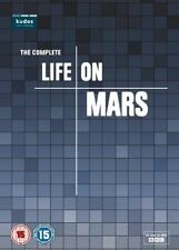 Life On Mars - Series 1 And 2 - Complete (DVD Box Sets) NEW NOT SEALED REGION 2