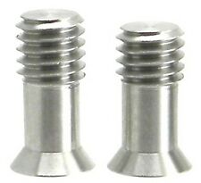 "Flush Mount Kit 2 X 3/8"" ""Bullet"" Screw & 2 Spacers  / Tripod Clamp Desmond"