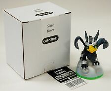 Skylanders Spyro's Adventure SONIC BOOM Series 1 Figure NEW in Box Wii-U XBox360