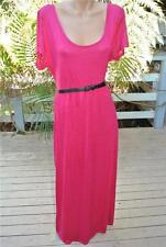 NEW Crossroads Cerise Pink MAXI DRESS Size XXL -22. $49.95 Includes Black Belt