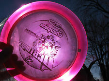 Disc Golf NEW 2013 Innova DX Red stamp Champion Pink Jolly Launcher Destroyer