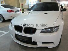 CARBON FIBER HEADLIGHT EYELID EYE LID PAIR FOR 08-2012 BMW E92 335IS 335XI COUPE