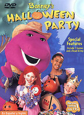 Barney: Barney's Halloween Party, New DVDs