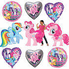 My Little Pony Pinkie Pie Rainbow Dash Folien Party Ballons Formen Airwalkers