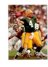 Brett Favre Green Bay Packers Football Card 1999 Topps Picture Perfect #P2