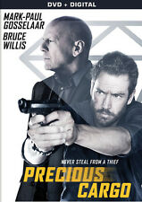 Precious Cargo (2016, REGION 1 DVD New)