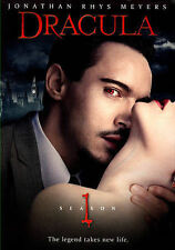 Dracula: The Complete First Season 1 (DVD, 2014, 3-Disc Set w/ Slipcover)