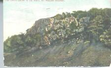 The Devil's Garden at the Notch Mt. Holyoke Mountain Massachusetts Postcard MA