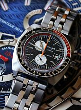SICURA CHRONO mechanical wristwatch BIG SIZE