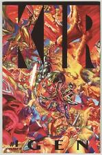 Kirby Genesis #1 side by side Alex Ross variants – (2 issues)