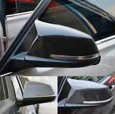 For BMW 2014-2016 5Series F10 F11 Replace M3 CARBON FIBER SIDE MIRROR COVER CAPS