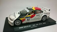 Slot Car Fly A623 BMW 320i E-46 SPA FIA ETCC 2002 Compatible 1/32 Scalextric