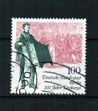 Berlin 1990 gestempelt Nr. 872 Hofsänger mit Drehorgel