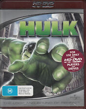 Hulk-2003-Eric Bana-[For Use Only With HD DVD Players and Drives]-Movie-DVD