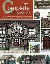 The Complete Home Collection : Over 130 Charming and Open Floor Plans for...