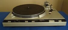 Technics SL-3300 Direct Drive Automatic Turntable, See Video