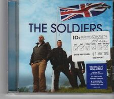 (GA585) The Soldiers - 2012 CD