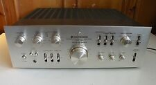Kenwood Supreme Model 600 Stereo Integrated Amplifier -- 130W/ch RMS