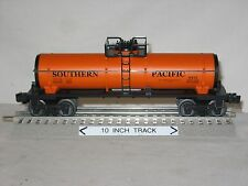 Lionel 6415 Southern Pacific SP Triple Dome Tank car (O/027 Freight Car) 2000