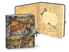 Top Secret Diary with Lock & 2 Keys