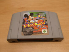 MICKEY'S SPEEDWAY. NINTENDO 64. JAP IMPORT. NTSC.N64. QUICK DELIVERY.