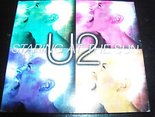 U2 Staring At The Sun Rare Australian Digipak CD Single