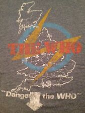 VINTAGE THE WHO T SHIRT MEDIUM