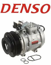 Mercedes W124 W201 190E 300D 300TD Denso A/C Compressor with Clutch 0002301111