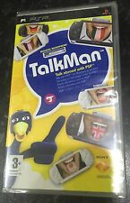 PSP Game, TalkMan, New And Sealed, Talk Abroad With PSP, With Microphone