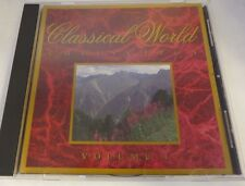 Classical World Collection Volume I (CD, Vox Music Group)