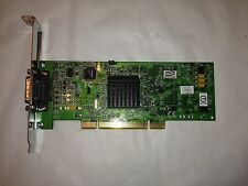 APPIAN GRAPHICS 251-00360-01/C AGP Dual Monitor VIDEO CARD