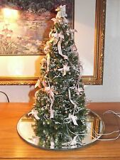 HOPE ELLIOTT? Victorian Dollhouse Miniature Wired Electrical Christmas Tree