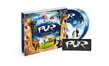 CD+DVD*PUR**SCHEIN & SEIN (LIM.DELUXE EDIT INCL. AUFNÄHER)***NAGELNEU & OVP!!!