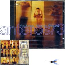 "NICK KAMEN ""WHATEVER, WHENEVER"" RARE CD SEALED - MADONNA"