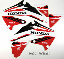 Factory Effex EVO 13 Graphics Shrouds Honda CRF450 CR450F CRF 450 R 02 03 04 NEW