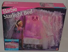 vintage BARBIE Starlight Bed Set 1991 New in Sealed box!