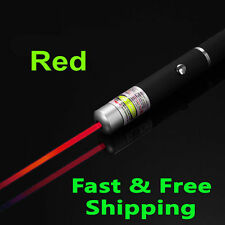 New Professional Red Laser Light Beam Pointer Pen Seminar Presentation/Pet 1mW