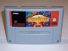 EARTHBOUND - PAL IN ENGLISH GAME - SUPER NINTENDO SNES - EARTH BOUND MOTHER 2