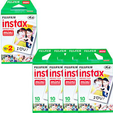 60 Prints Fuji Instax Mini Instant Film f/ 7 7s 8 25 50 70 90 Series Camera 2018